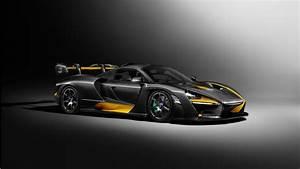 2019 McLaren Senna Carbon Theme by MSO 5K Wallpaper HD