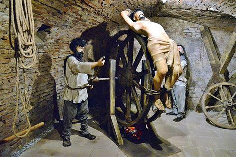 exhibition  torture techniques  romanian medieval