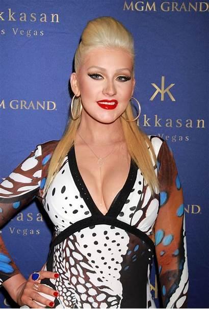 Christina Aguilera Vegas Las Hakkasan Party Nightclub