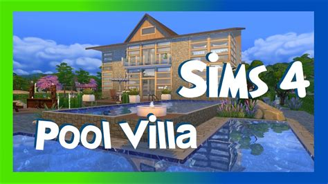 Moderne Häuser Sims by Sims 4 Moderne Pool Villa Sims 4 H 228 User