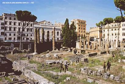 Ancient Famous Ruins Reconstructed Gifs Rome Argentina