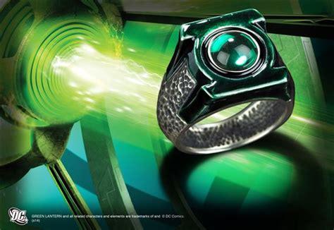 bague de green lantern green lantern anneau edition argent www noblecollection fr