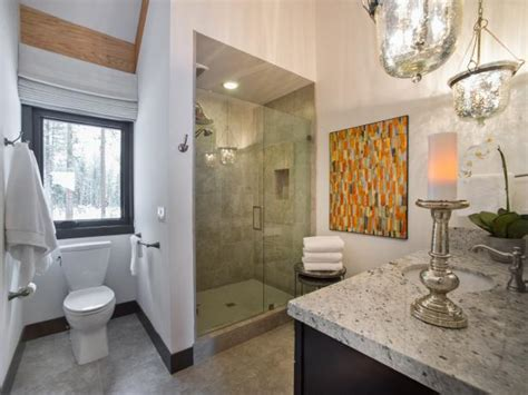 hgtv dream home  guest bathroom pictures  video