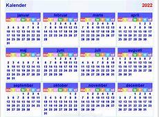 Kalender2022 horizontaal en verticaal