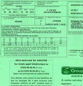 Carte Verte Assurance : la carte verte est un certificat d assurance automobile d livr pictures to pin on pinterest ~ Gottalentnigeria.com Avis de Voitures