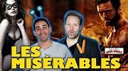 LES MISÉRABLES: The Movie Mangle! (a film review parody ...