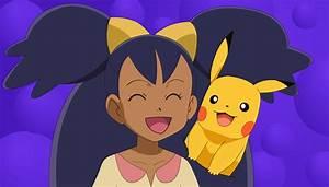 Iris Pokemon Axew Hair Images | Pokemon Images