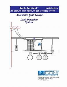 Tank Sentinel Installation Guide