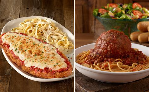 Olive Garden by Olive Garden Unveils Italian Classics Promotion