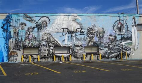 save your favorite deep ellum mural with instagram contest