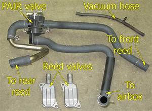 Vtx 1300 Desmog  U00ab Bareass Choppers Motorcycle Tech Pages