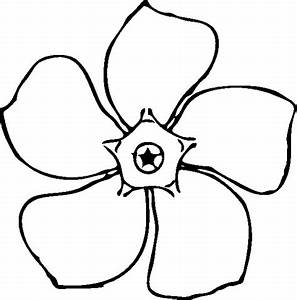 Flower Coloring Pages 3 | Coloring Pages To Print
