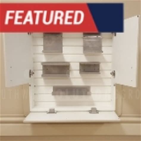 wall mounted isolation medical cabinets storing personal