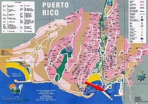 Puerto Rico Gran Canaria Map