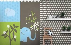 Tapeten Für Kinder : tapeten f r das kinderzimmer ~ Michelbontemps.com Haus und Dekorationen