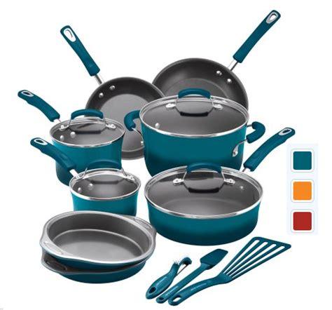cookware walmart friday ray rachael nonstick pans enamel reg deals piece hard glass cooking lids mylitter non fry cake stick