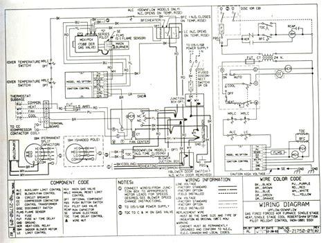 rheem heat pump wiring diagram download