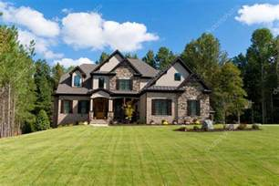 Big Mansion Houses Ideas Photo Gallery by Large Suburban House Stock Editorial Photo 169 Kzlobastov
