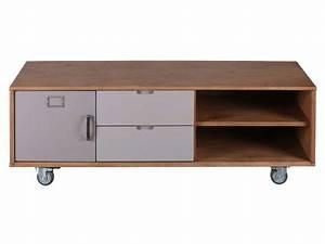 Ensemble Meuble Tv Conforama : meuble tv tacoma vente de meuble tv conforama petit ~ Dailycaller-alerts.com Idées de Décoration