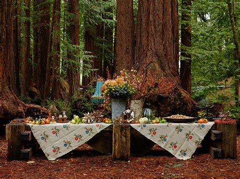 rustic fall kids party   redwoods holidays
