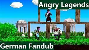 Angry Legends  German Fandub