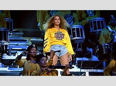 Beyonce's Stunning Coachella Performance Review – Variety