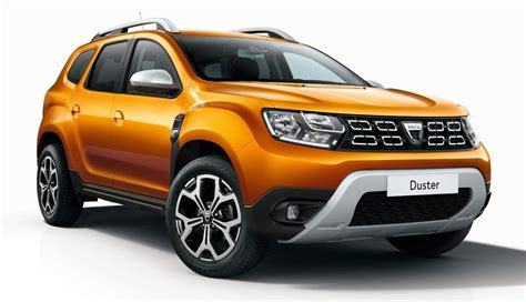 dacia duster tageszulassung 2018 dacia duster frankfurt debut for updated suv