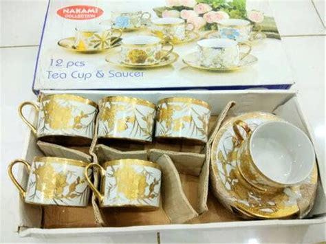 Cangkir Set Espresso Keramik jual jual cangkir set tea set kopi set keramik nakami