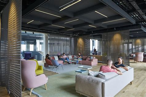 Inside Google's new King's Cross HQ, complete with running