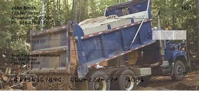 Dump Trucks Checks Personal Elzune