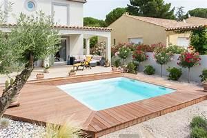 Piscine Enterrée Coque : plus de 50 mod les de piscines coques polyester piscine ~ Melissatoandfro.com Idées de Décoration