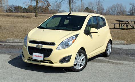 2014 Chevrolet Spark Review Car Reviews