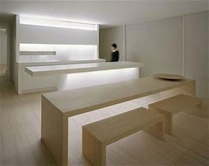 Minimalist Interior Design : minimalist interior design in c1 house a modern minimalist japanese house by curiosity ~ Markanthonyermac.com Haus und Dekorationen