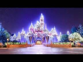 Xmas Curtain Lights by 2016 Sleeping Beauty Castle Christmas Holiday Dream Lights