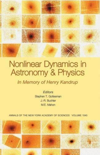 Annals of the New York Academy of Sciences Ser.: Nonlinear ...