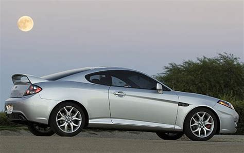 2008 Hyundai Tiburon Review by Used 2008 Hyundai Tiburon For Sale Pricing Features