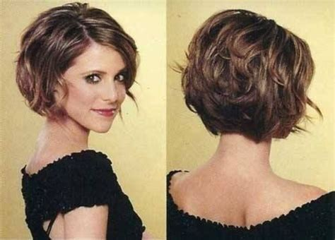 haircuts for curly hair stacked curly bob haircut hairstyles for via 5048