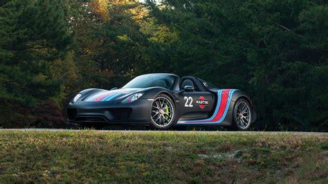 porsche 918 racing porsche 918 spyder weissach package martini racing 4k 2