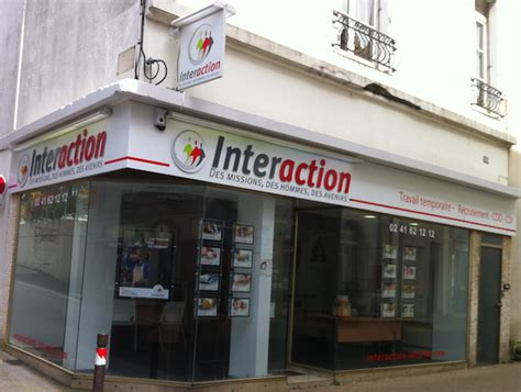 le groupe interaction ouvre une agence 224 cholet interaction