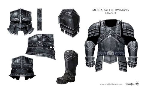 The Hobbit Dwarve Armor Template by 56 Best Armor Inspiration Images On Pinterest Armors