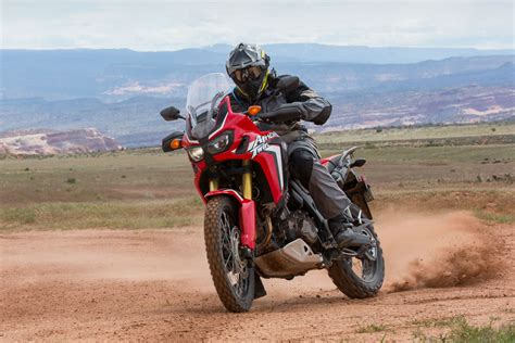 10 Things To Know About The New Africa Twin