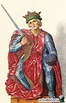 1040 Alfonso VI the brave King of Castile and Leon   Spain ...