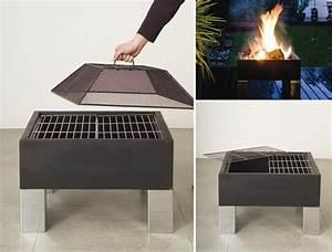 Brasero De Terrasse : chauffage terrasse bras ro am nagement de piscine et ~ Premium-room.com Idées de Décoration