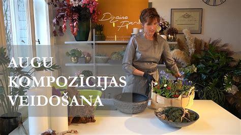 Augu kompozīcijas veidošana - ziedu stādīšana dekoratīvā ...
