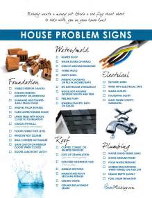 moving part 3 problems to look for when buying a house With what to look for during a home inspection