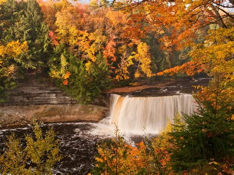best fall colors where to see the best fall colors in michigan curbed detroit