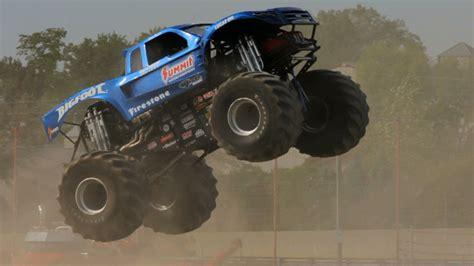 monster trucks you tube videos bigfoot the original monster truck the downshift