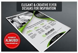 Elegant & Creative Flyer Designs for Inspiration ...