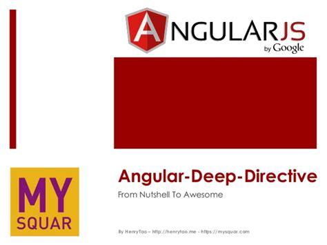 angular directive angular directive