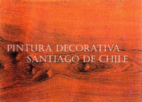 PINTURA DECORATIVA SANTIAGO DE CHILE: EFECTO JASPEADO